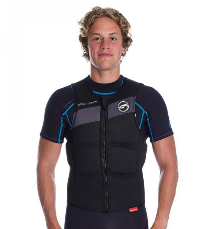 Prolimit Slider vest, full padded