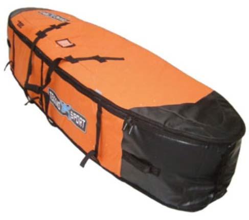 Tekknosport triple boardbag