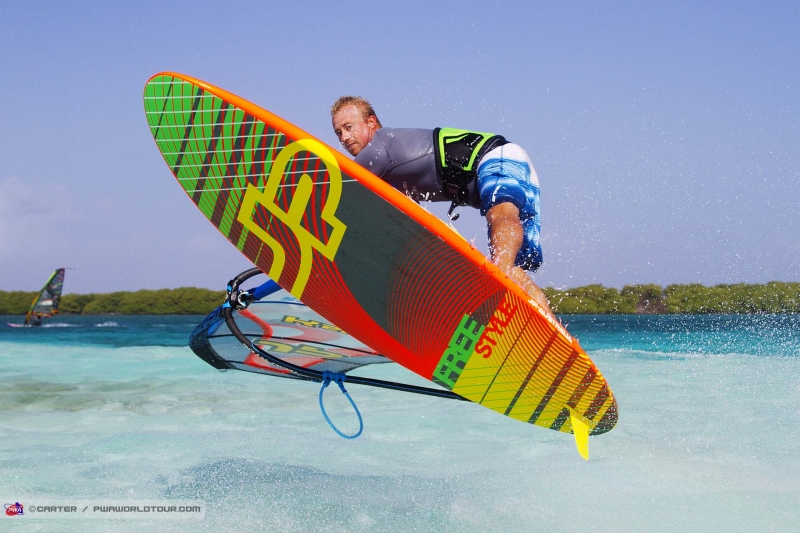 Andy Bubble Chambers - Bonaire 2014