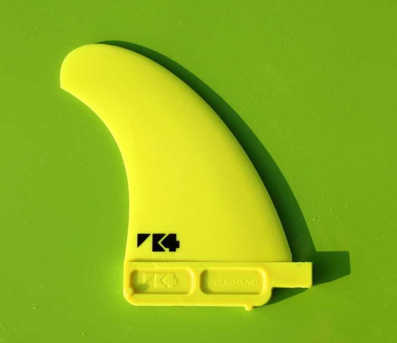 K4 Stubby front fin