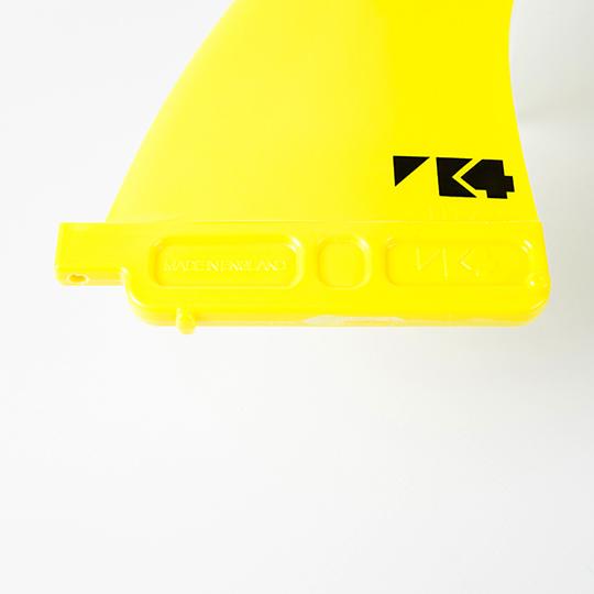 K4 Flex hátsó szkeg