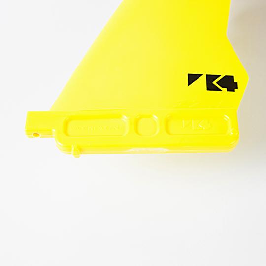 K4 Rocket hátsó szkeg