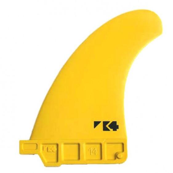 K4 Stubby rear fin