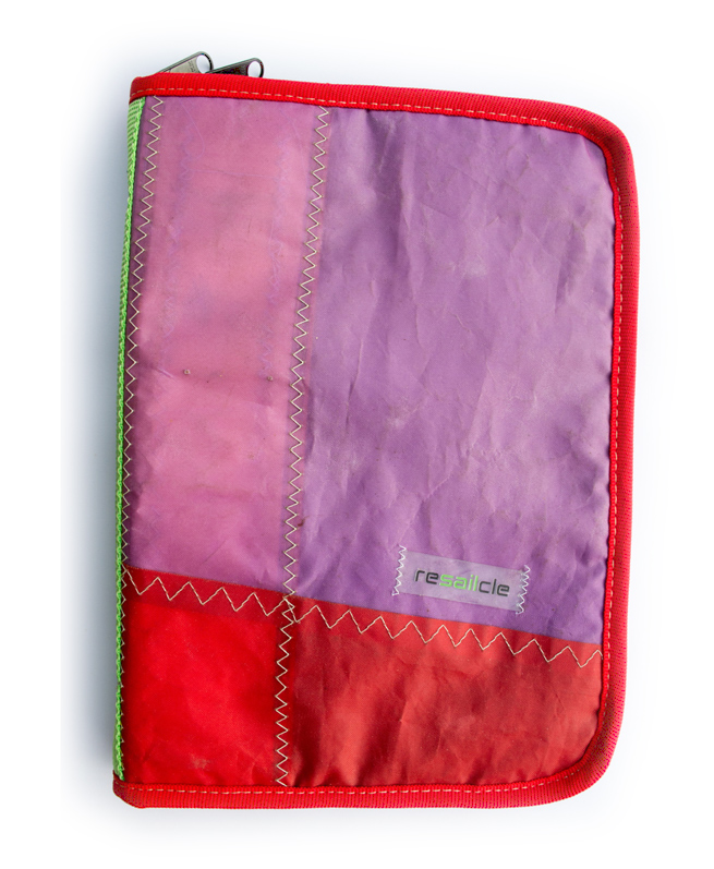 ReSailCle - Mistral purple tablet case