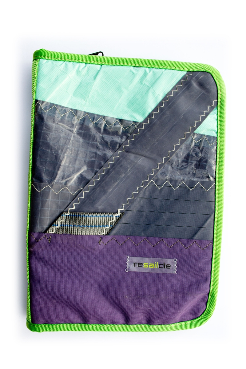 ReSailCle - North Lectra tablet case
