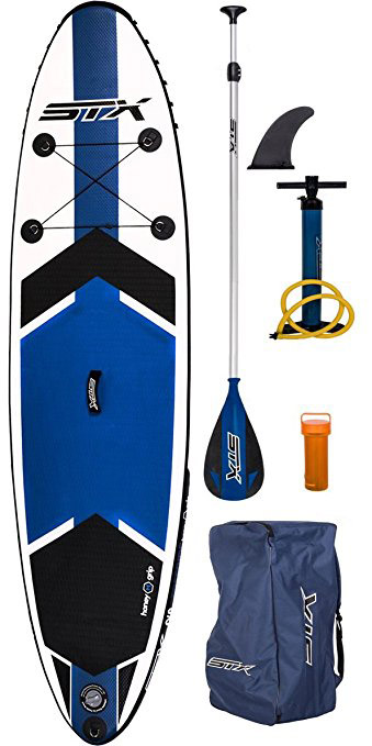 STX 10.6 Freeride inflatable SUP board