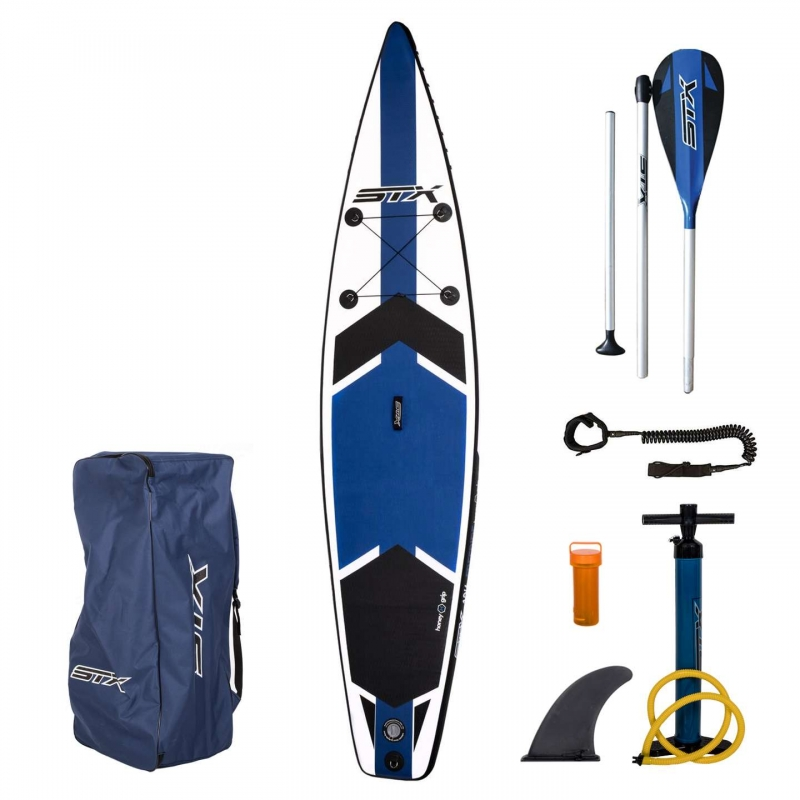 STX 12.6 Race inflatable SUP board