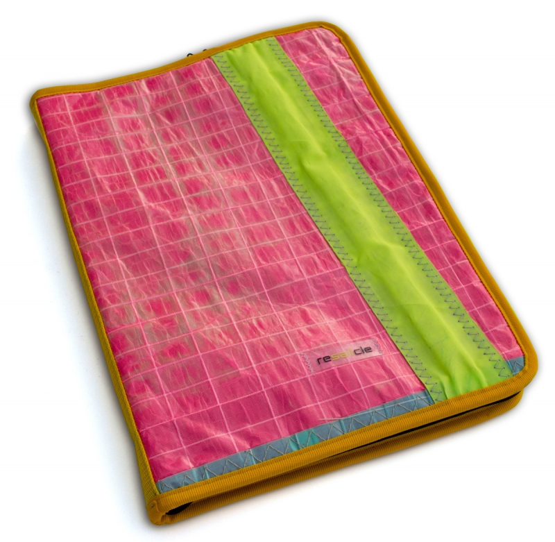 ReSailCle - Rushwind batten laptop case 13