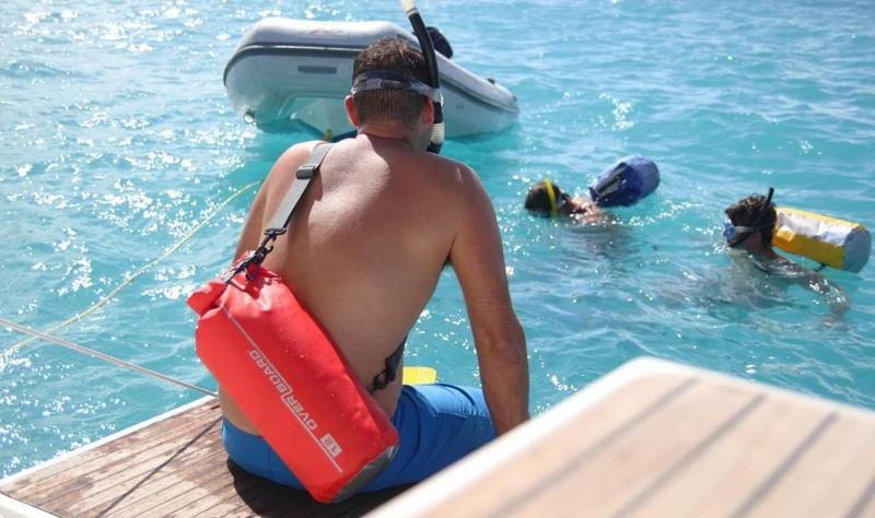 Overboard Dry Tube Bag 12 Liter