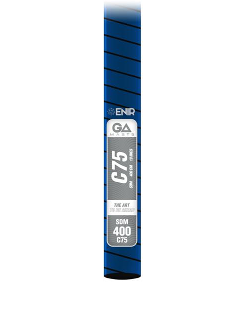 Gaastra C75 SDM carbon árboc