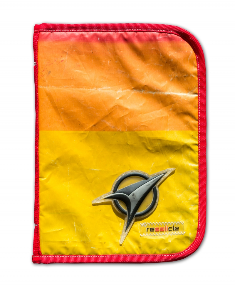 ReSailCle Mistral - Arrows tablet case