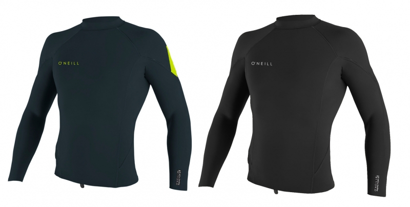 O′Neill reactor 1,5 mm neoprene long sleeve top 5081