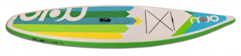 Mojo TourAir inflatable windSUP board 2019