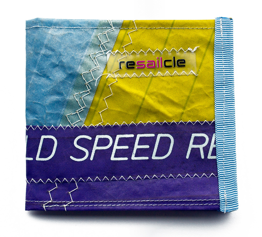 ReSailCle - Gaastra world speed record wallet