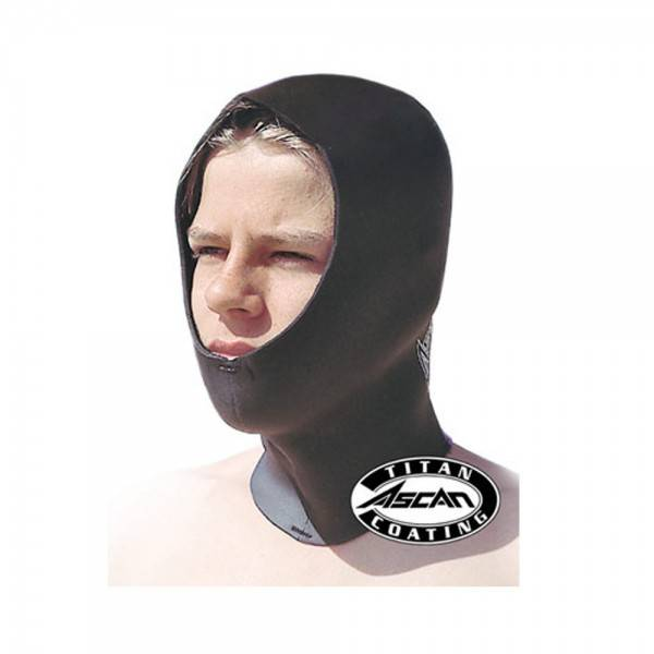 Ascan Titan neoprene hood
