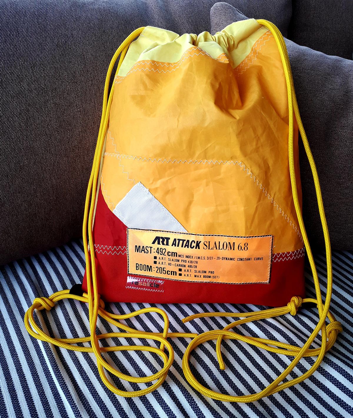 ReSailCle - Mistral / A.R.T. Gym bag
