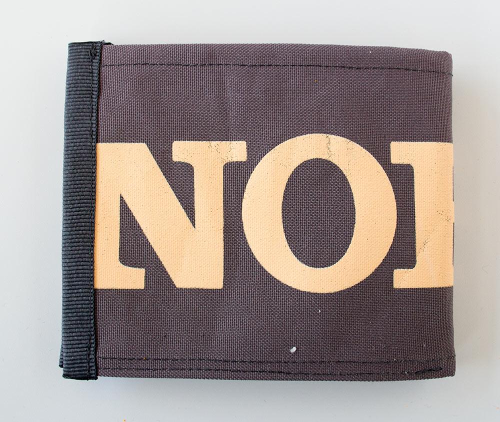 ReSailCle - North Sails Quattro II wallet