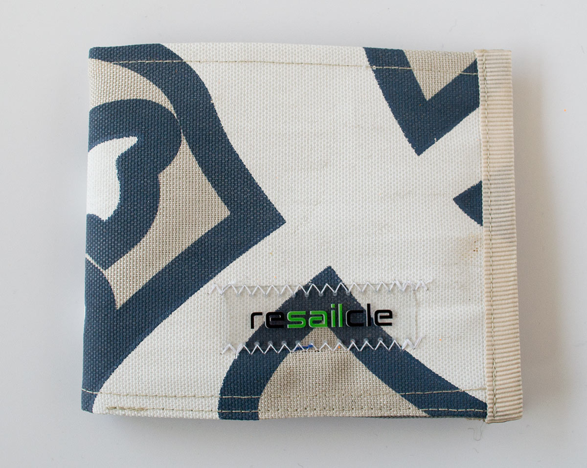 ReSailCle - North Sails Dr.x wallet