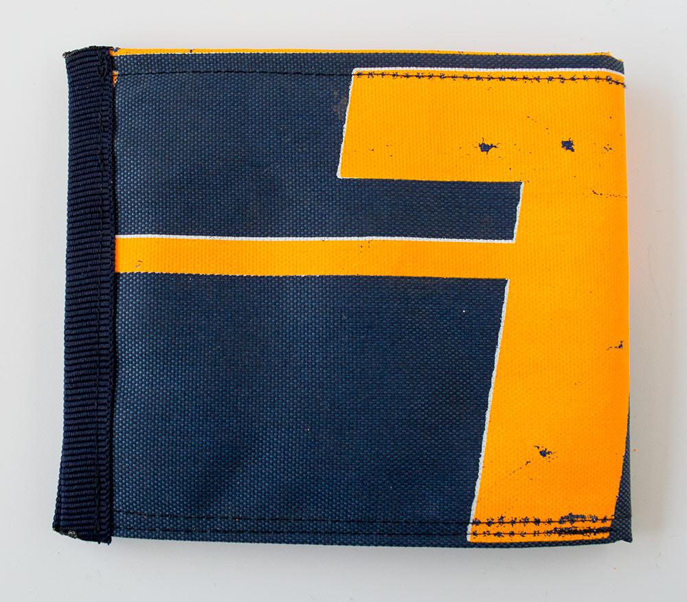 ReSailCle - North Sails Zeta II. wallet