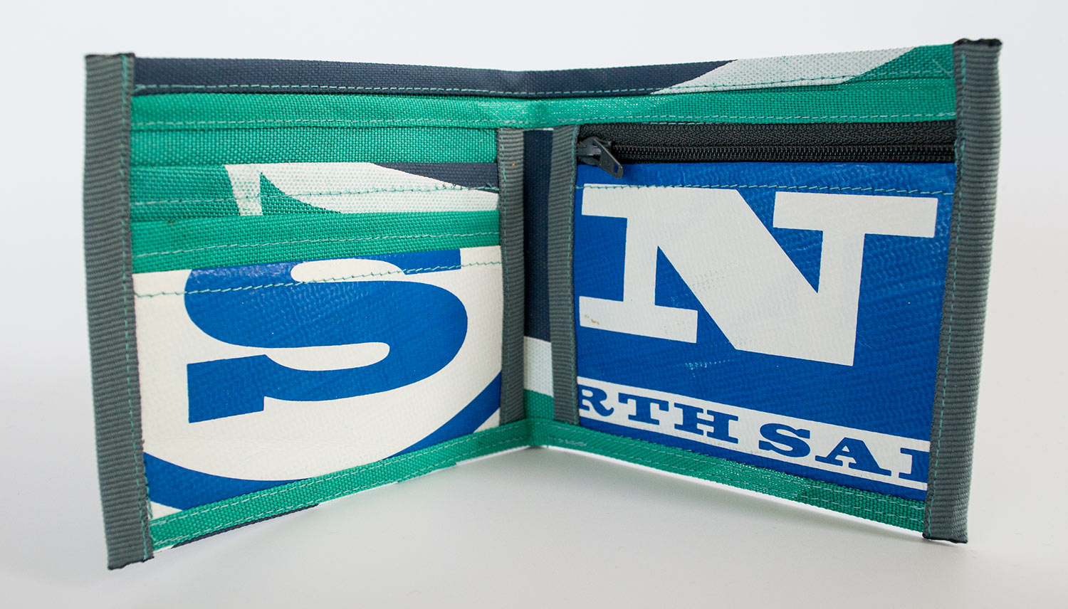 ReSailCle - North Sails Dr.x II wallet