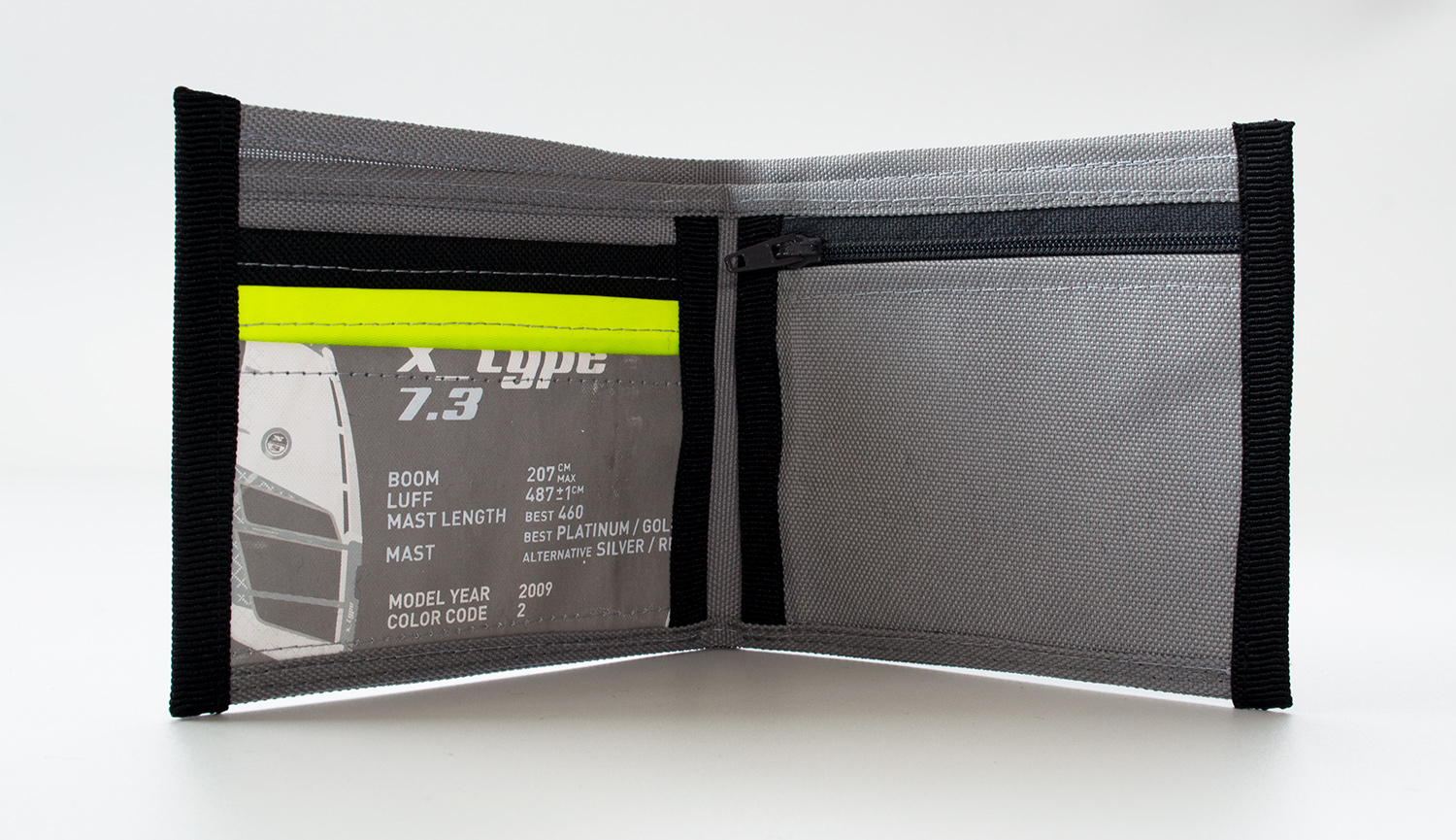 ReSailCle - North X-type wallet