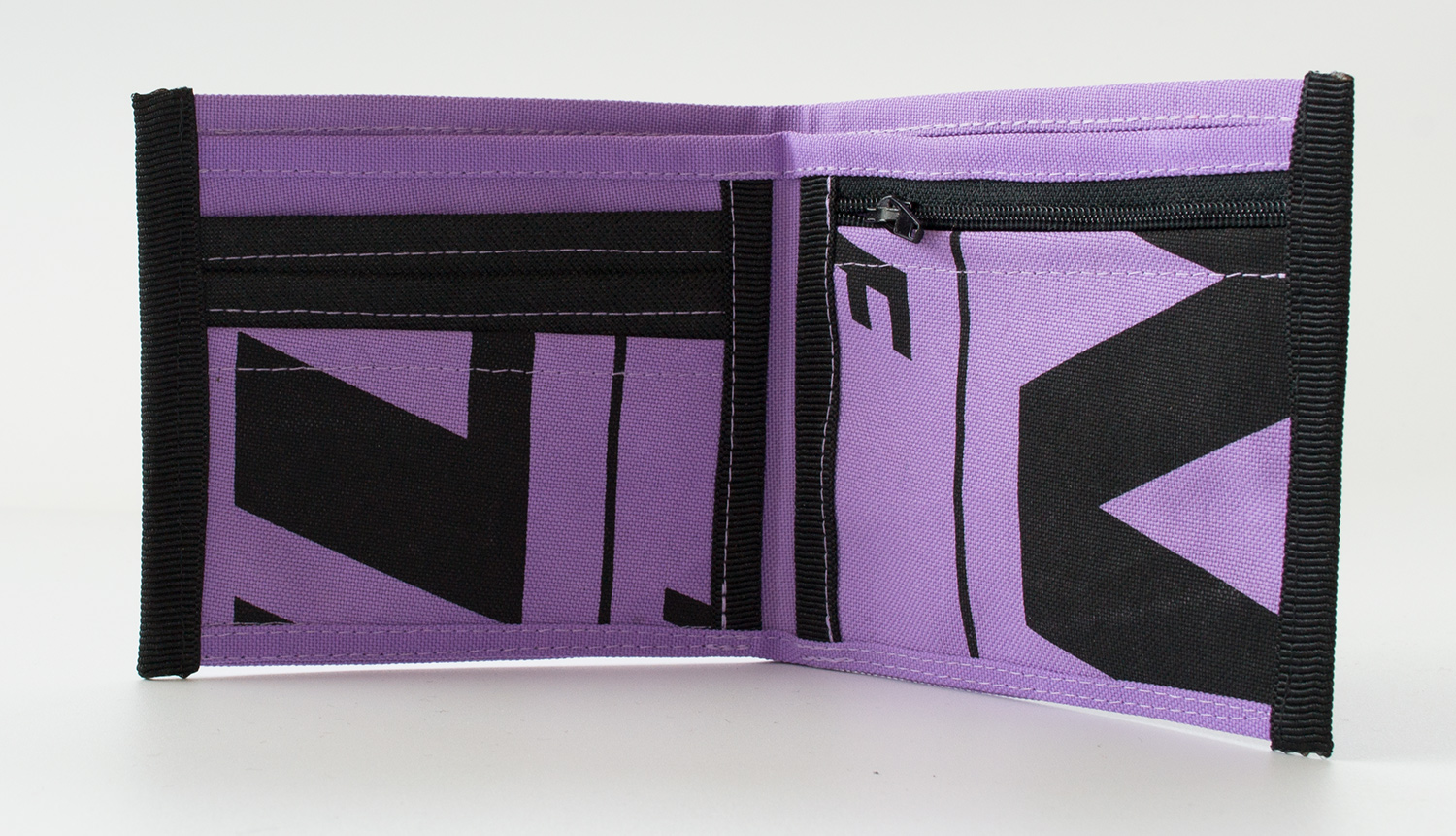 ReSailCle - Gun purple wallet