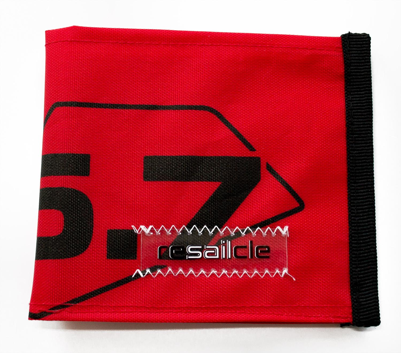 ReSailCle - Severne swat 5.7 black-red wallet