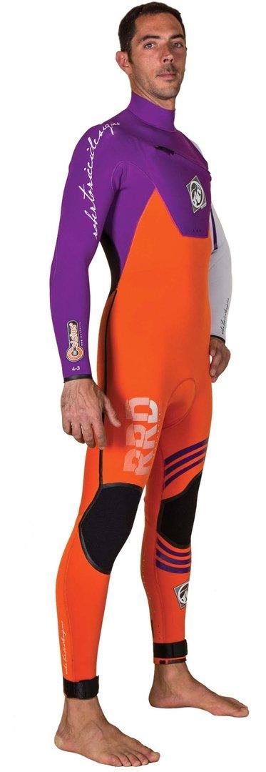 prysm violet/orange/white
