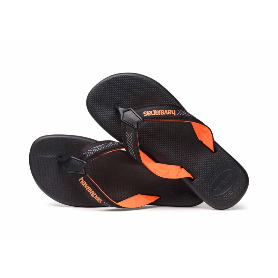 Havaianas Surf pro flip-flop - black