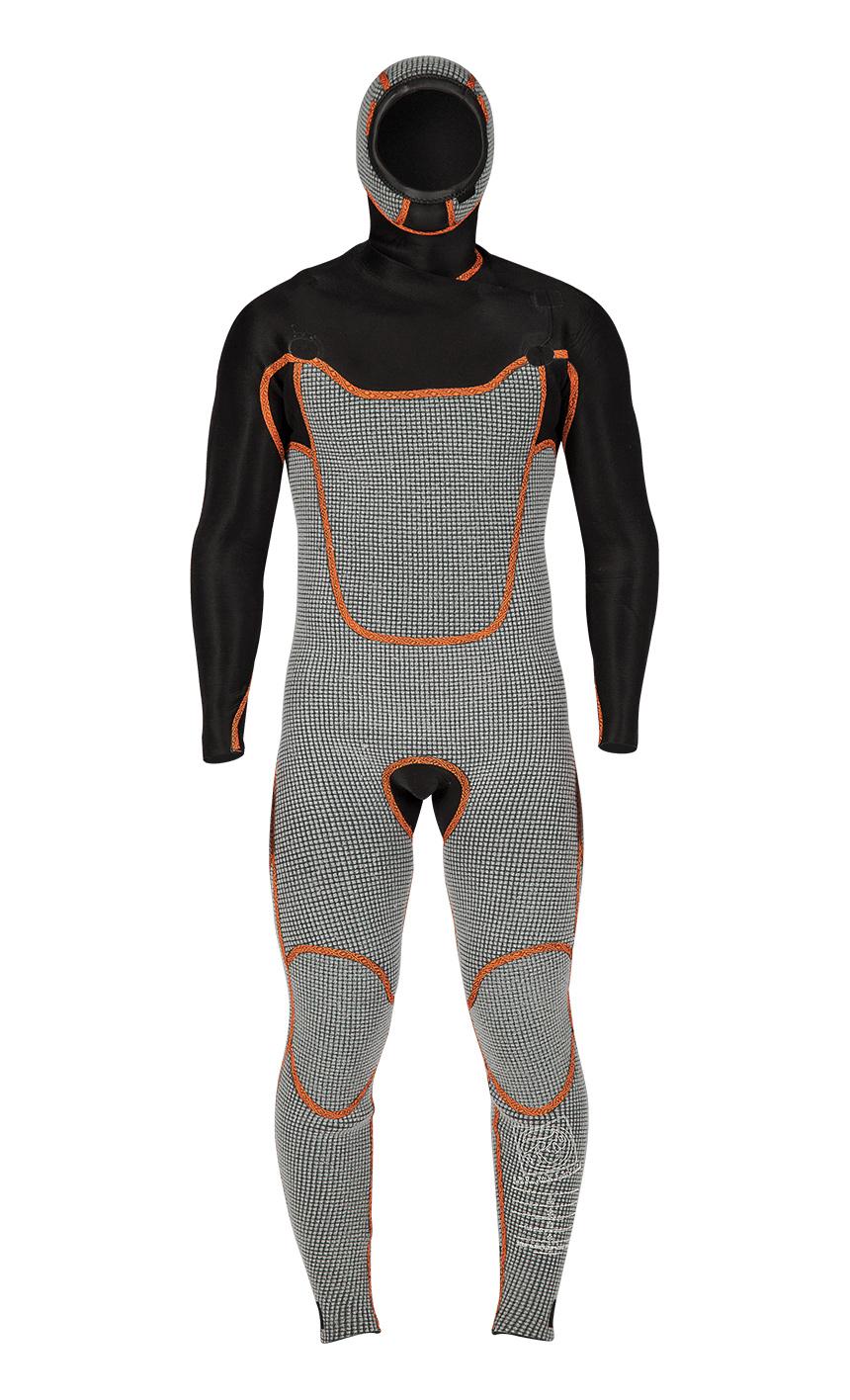 RRD Fahrenheit 5/3 back zip Y24