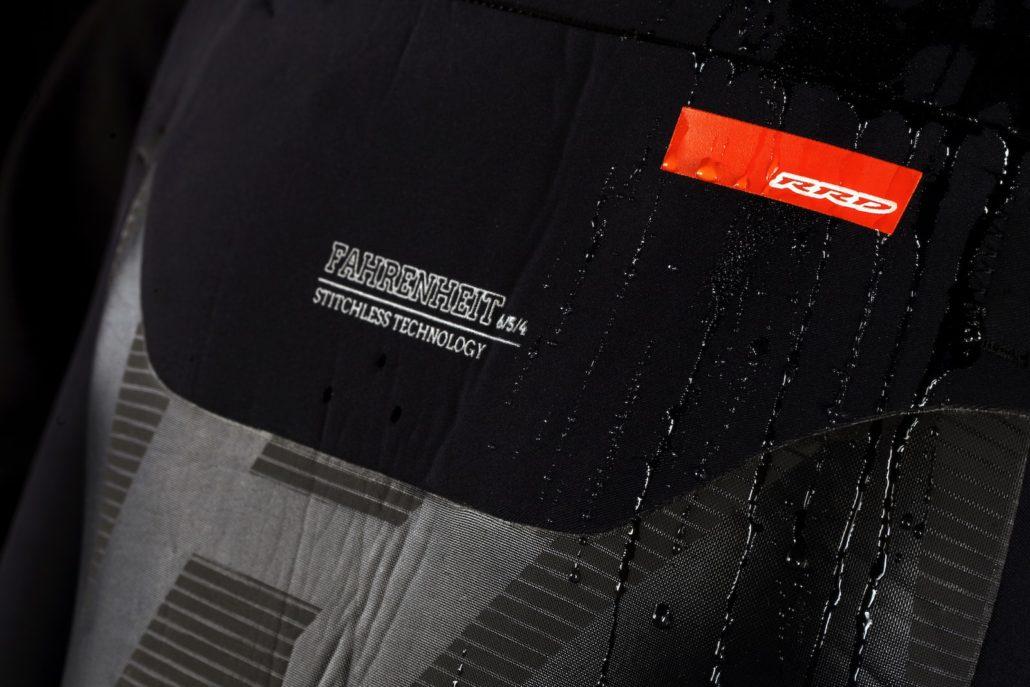 RRD Fahrenheit 5/3 back zip  - akár téli szörfözésre is!