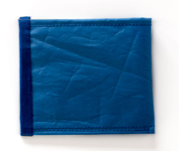 ReSailCle - Naish blue white gold wallet