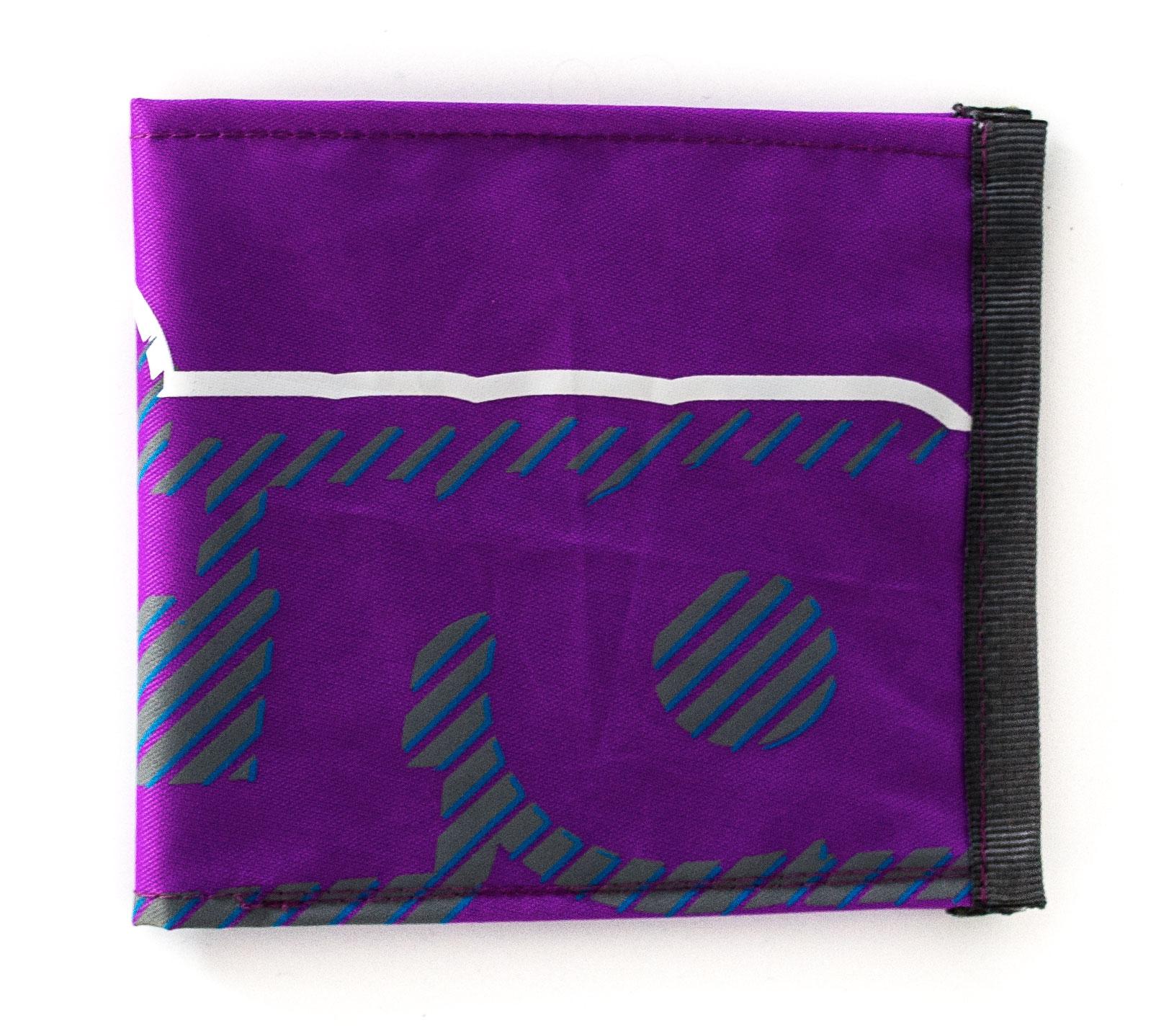ReSailCle - Gaastra purple II pénztárca