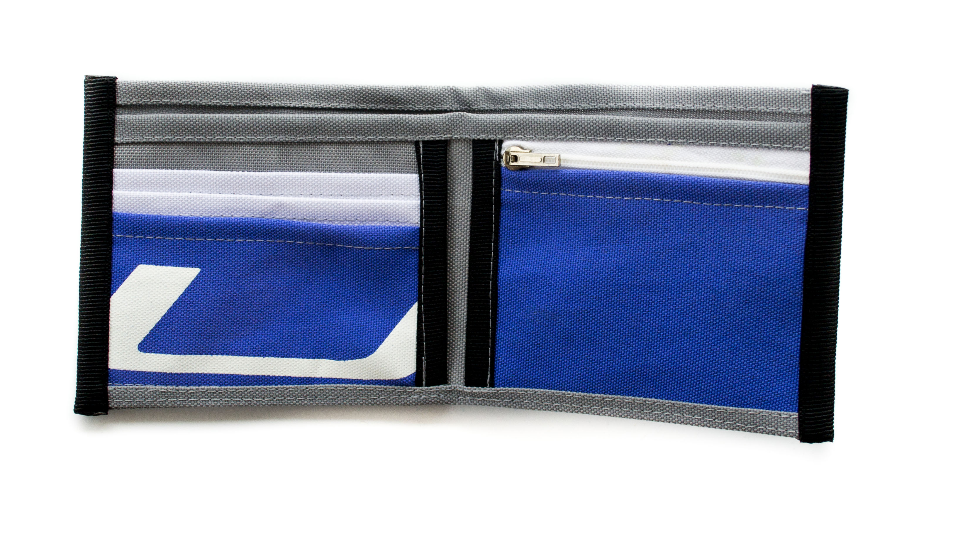 ReSailCle - North BlueGray wallet