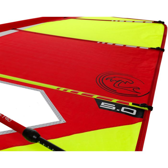 Bic 160D + Tiki komplett windsurf felszerelés