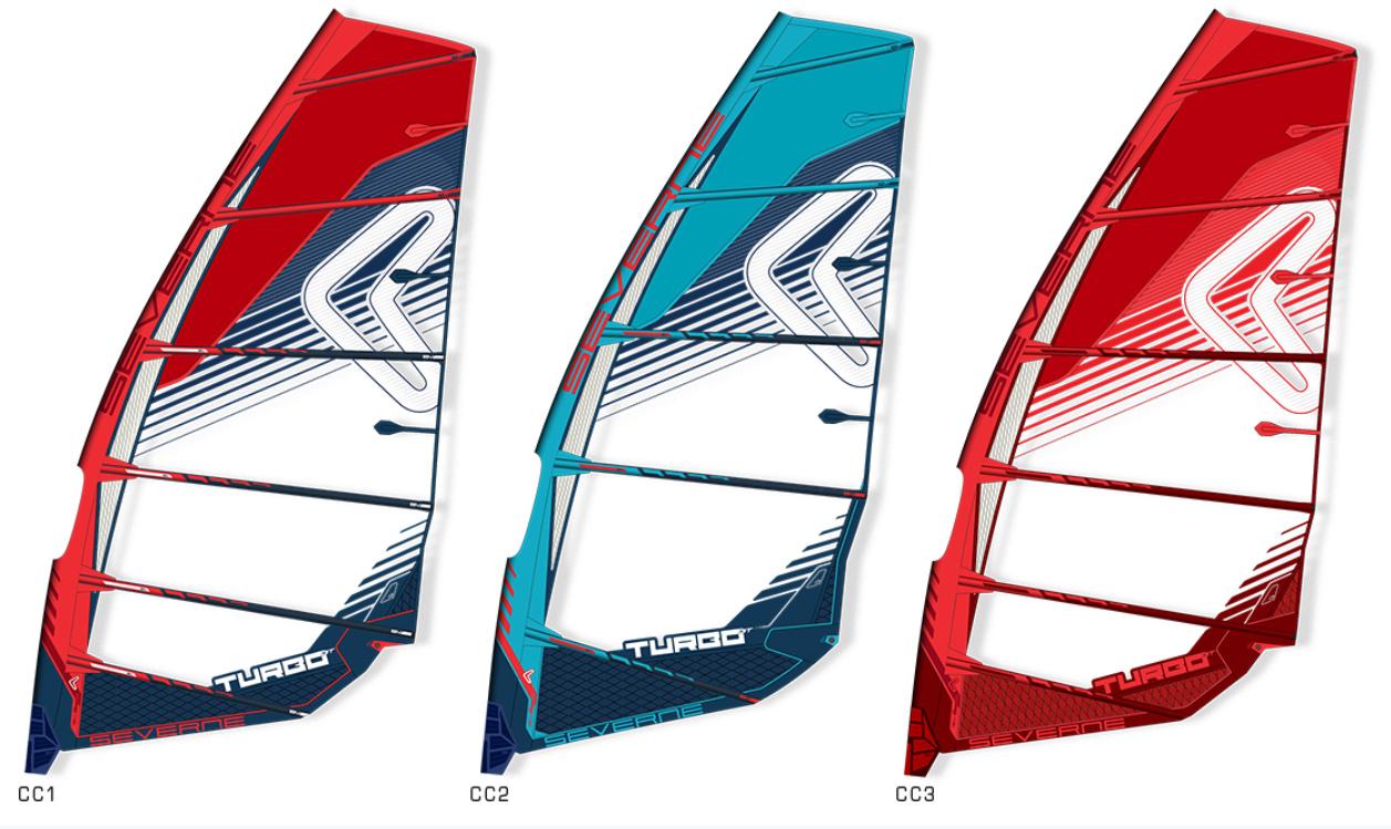 Severne Turbo GT 2020