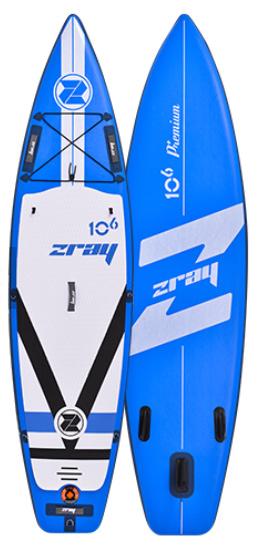 Z-Ray Fury Pro 10.6