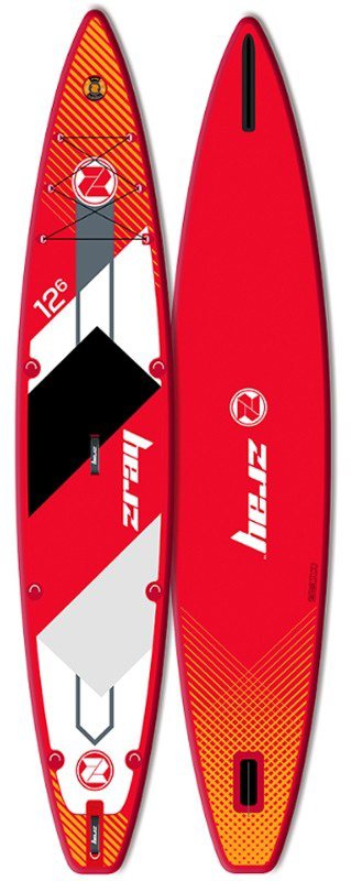 Z-Ray Rapid 12.6 Race SUP