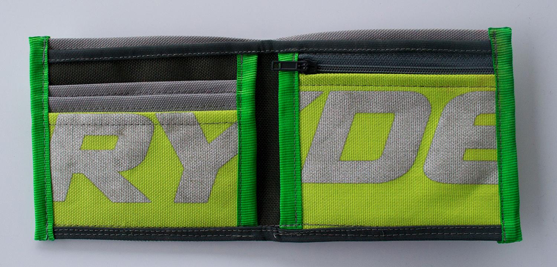 ReSailCle - North / Pryde II. wallet