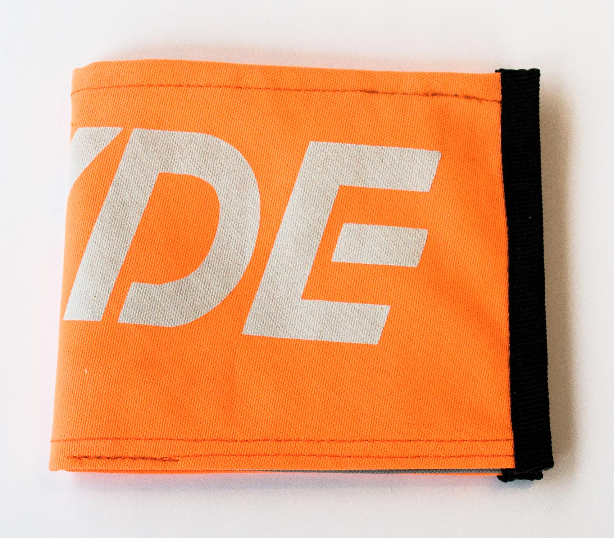 ReSailCle - Orange NP pénztárca