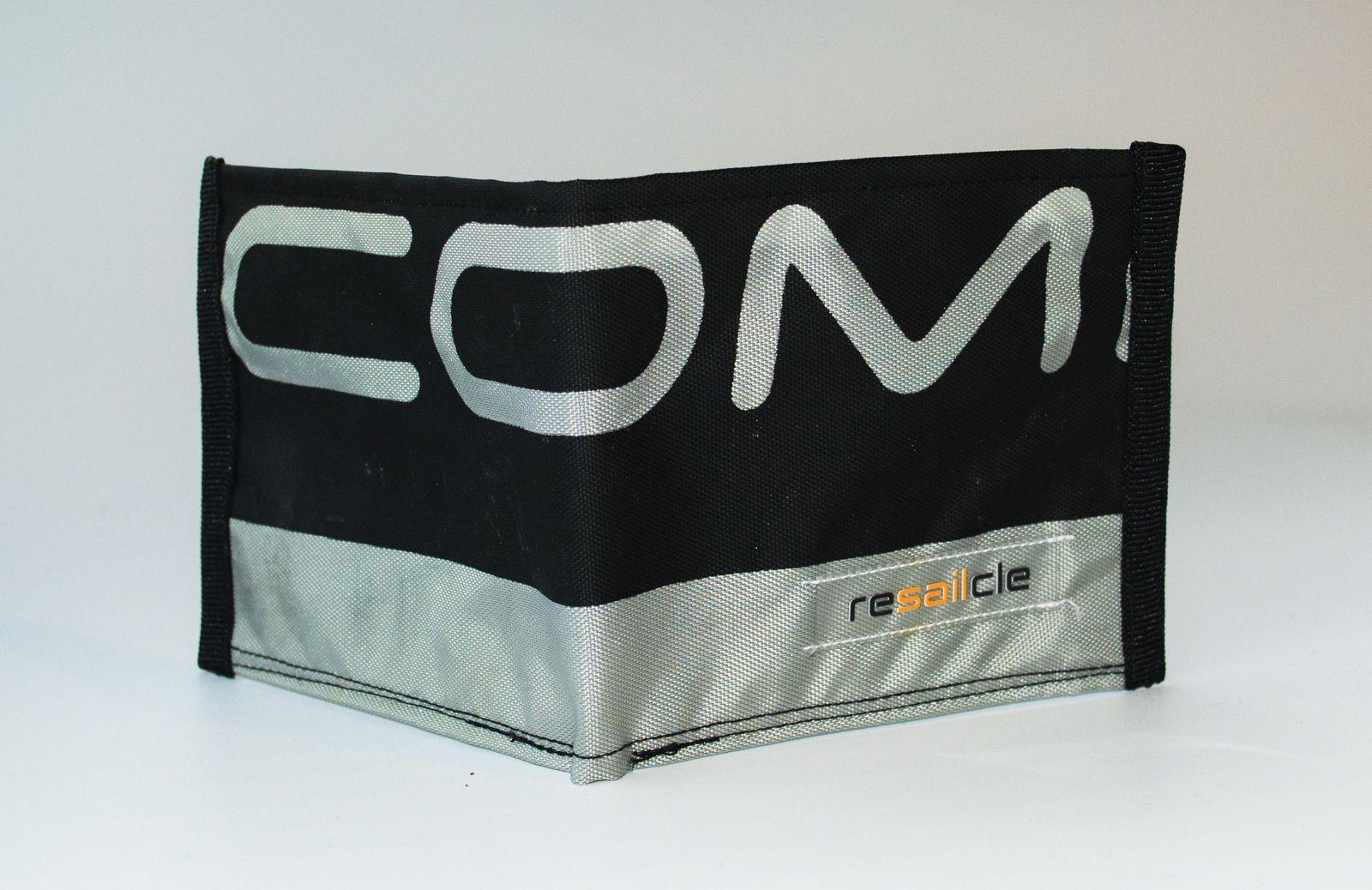 ReSailCle - Combat bl/gr/or pénztárca
