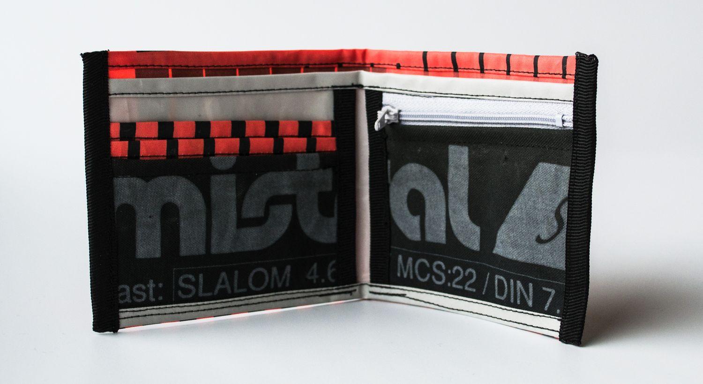 ReSailCle - Mistral slalom pénztárca
