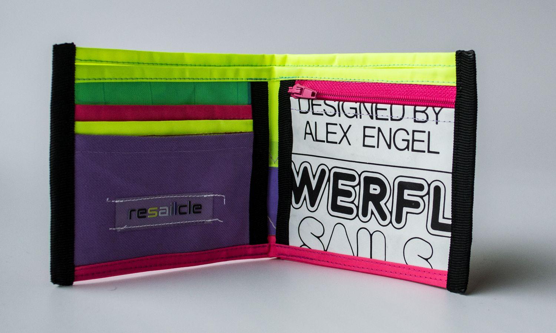 ReSailCle - Powerflex 2 wallet
