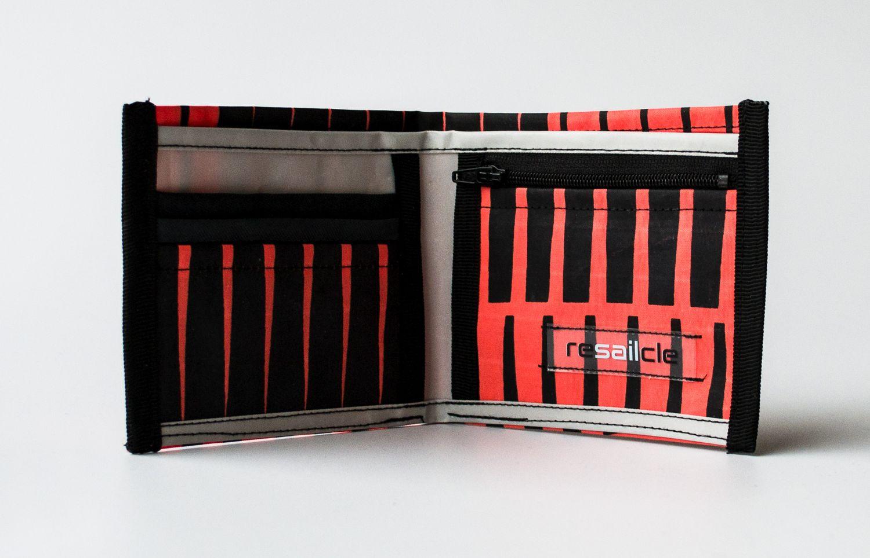 ReSailCle - Mistral tiger pénztárca