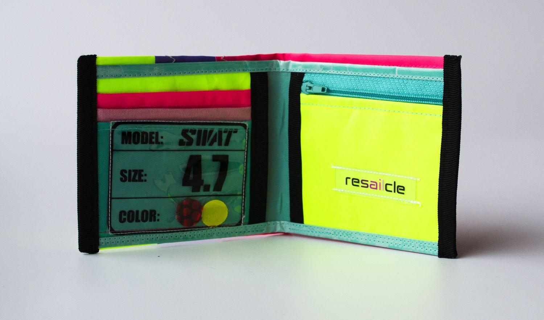 ReSailCle - Powerflex / 4.7 swat pénztárca