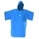 Madness blue poncho