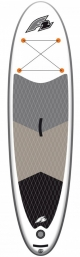 F2 Comet inflatable SUP board
