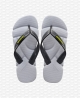 Havaianas power flip-flop papucs - steel grey / grey