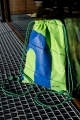 ReSailCle - Mistral green-blue gym bag