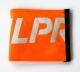 ReSailCle - NP orange wallet